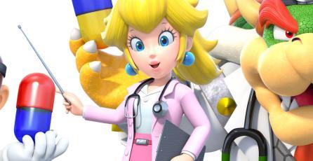 <em>Dr. Mario World</em> fue descargado millones de veces en tiempo récord