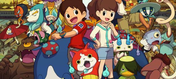 <em>Yo-kai Watch</em> tendrá una versión para Nintendo Switch