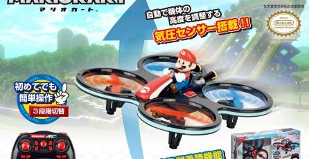 Estos juguetes voladores de <em>Super Mario Bros.</em> tienen que estar en tu colección