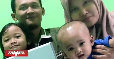 """Padres indonesios nombran como """"Google"""" a su nuevo hijo"""
