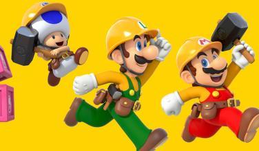 El éxito de <em>Super Mario Maker 2</em> no se detiene en Reino Unido