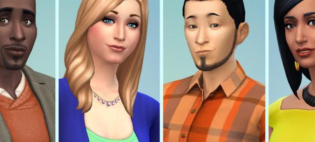 <em>The Sims 4</em> te ayudará a crear avatares a partir de tus preferencias