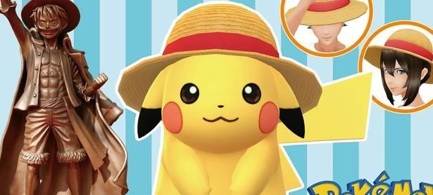 <em>Pokémon GO</em> tendrá inesperada colaboración con <em>One Piece</em>