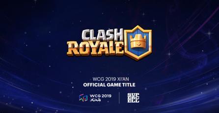 Conoce a los equipos de <em>Clash Royale</em> en World Cyber Games