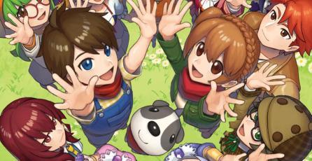 Confirman lanzamiento de <em>Harvest Moon: Light of Hope Special Edition Complete</em>