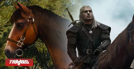 The Witcher enseña adaptación de 'Roach' para el live-action de Netflix
