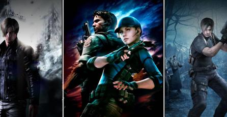 Capcom anuncia <em>Resident Evil Triple Pack</em> para Switch