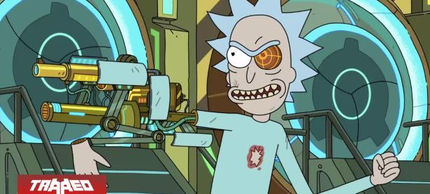 Rick and Morty prometerá no separar temporadas con sus nuevos 70 capítulos