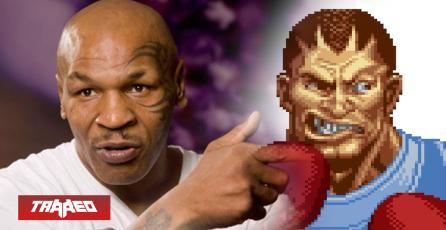 Tras 28 años Mike Tyson se enteró de inspiración de Balrog en Street Fighter II