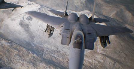Anuncian próximo DLC para <em>Ace Combat 7: Skies Unknown</em>
