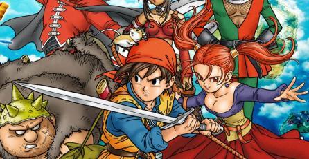 Habrá un anuncio de <em>Dragon Quest</em> muy pronto