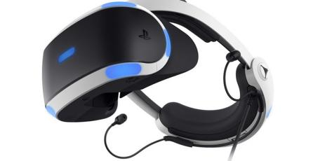 Patente revela información sobre un nuevo PlayStation VR