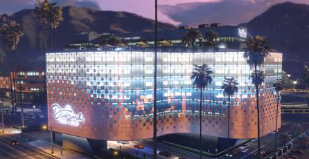 El casino de <em>GTA Online</em> luce increíble y ya sabemos cuando abrirá