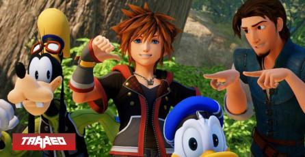 Kingdom Hearts III vence a Smash Bros como lo más vendido de Japón en lo que va del año