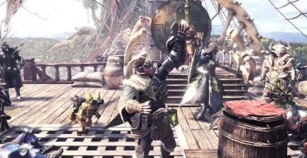 Capcom celebrará el éxito de <em>Monster Hunter World</em> con regalos
