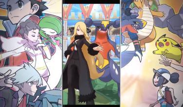 Checa el nuevo video de gameplay de <em>Pokémon Masters</em>