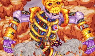 El juego mexicano <em>Power Stealers</em> nos llevará de vuelta a la época de gloria del arcade
