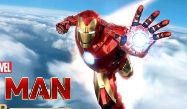 Así de emocionante será volar en <em>Marvel's Iron Man VR</em>