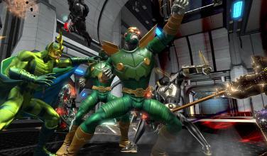 Falta poco para el estreno de <em>DC Universe Online</em> en Switch