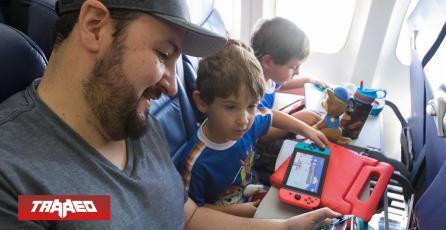 Nintendo sorprendió regalando una Switch a todos los pasajeros de un avión