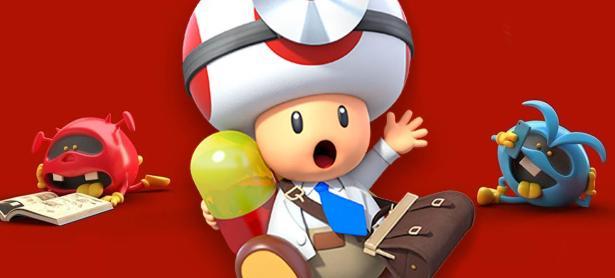 <em>Dr. Mario World</em> consigue millones de descargas durante su primera semana