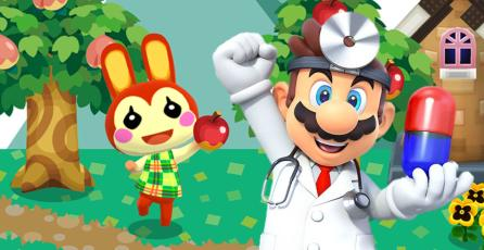 Artículos inspirados en <em>Dr. Mario World</em> llegaron a <em>Animal Crossing: Pocket Camp</em>
