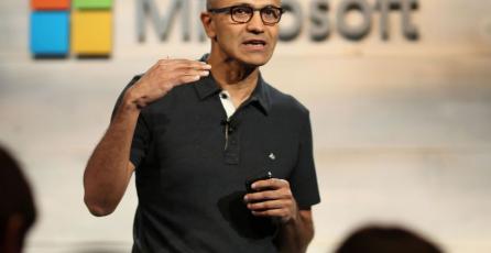 Nadella: Microsoft está posicionado para los cambios en el gaming tradicional
