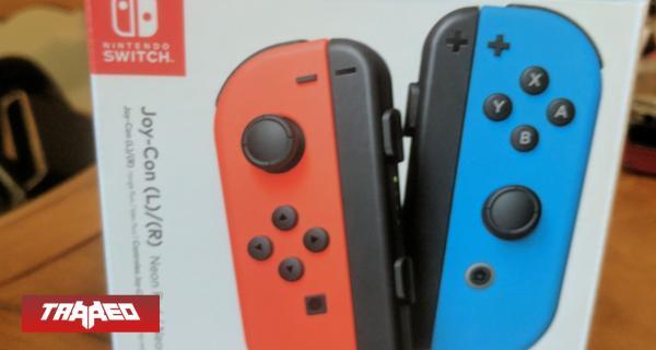 Joy-Cons de Nintendo Switch recibirán una demanda colectiva por mal funcionamiento