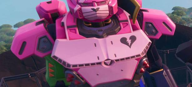 ¡Hubo una batalla épica ente un monstruo y un robot gigantes en <em>Fortnite</em>!