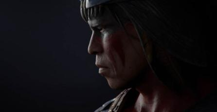 Así se verá Nightwolf en <em>Mortal Kombat 11</em>