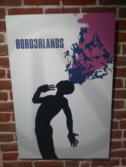 Portadas descartadas para <em>Borderlands 3</em>