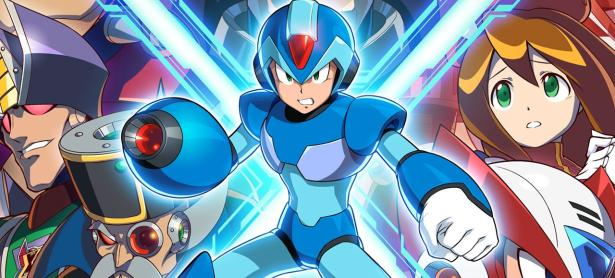 Capcom anuncia nuevo <em>Mega Man X</em>, pero no es lo que esperabas