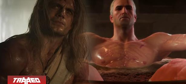 Live-action de The Witcher traerá de regreso la escena del baño a la pantalla