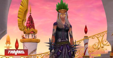 Homenajean a madre jugadora de World of Warcraft fallecida por cáncer