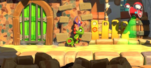 Así desbloquearás niveles secretos en <em>Yooka-Laylee and the Impossible Lair</em>