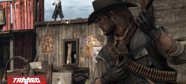 Rockstar Games estaría trabajando en Remake del original Red Dead Redemption