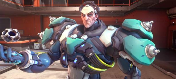 Sigma, el nuevo héroe de <em>Overwatch</em>, te pondrá la piel de gallina