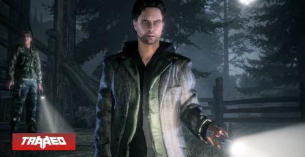 Creadores de Alan Wake aún buscan hacer una secuela del juego