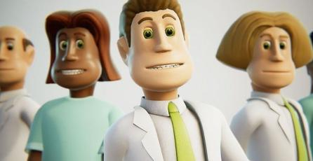 Este año podrás jugar <em>Two Point Hospital</em> en consolas