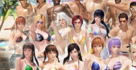 DLC de trajes de baño ya está disponible para <em>Dead or Alive 6</em>