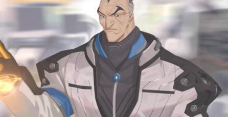Conoce las habilidades de Sigma, el héroe 31 de <em>Overwatch</em>