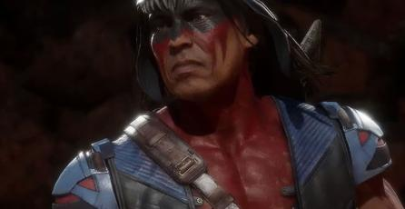 ¿El debut de Nightwolf en <em>Mortal Kombat 11</em> está cerca?