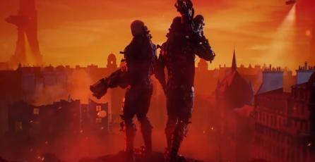 Ve el épico y ochentero trailer de lanzamiento de <em>Wolfenstein: Youngblood</em>