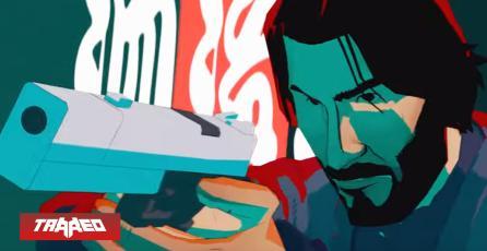 """""""No quiero hacer un juego malo de Keanu Reeves"""", aseguró el creador de John Wick Hex"""