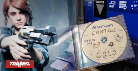 ESTÁ LISTO: Creadores de Alan Wake terminaron hoy de desarrollar 'Control'
