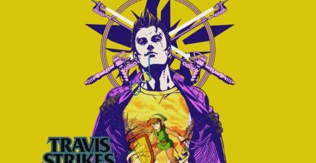 Filtran fecha de lanzamiento de <em>Travis Strikes Again</em> para PS4 en Japón