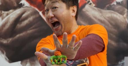Yoshinori Ono pone fin a los rumores sobre <em>Street Fighter VI</em>