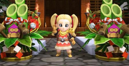 Renueva tus creaciones con el DLC para <em>Dragon Quest Builders 2</em>