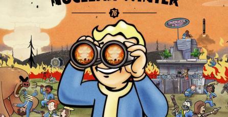 <em>Fallout 76</em> recibirá un nuevo mapa para Nuclear Winter