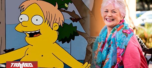 Fallece Russi Taylor: la voz original de Martin en Los Simpsons y Minnie Mouse